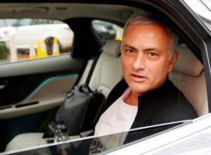 Jose Mourinho has reportedly been offered a chance to return to management with Roma in the summer.