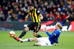 Adrian Mariappa feels Watford need to draw a line under a disappointing end to the Premier League season and focus on the FA Cup final.