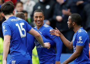 Youri Tielemans says he has heard nothing from Leicester City regarding them trying to sign him on a permanent basis.