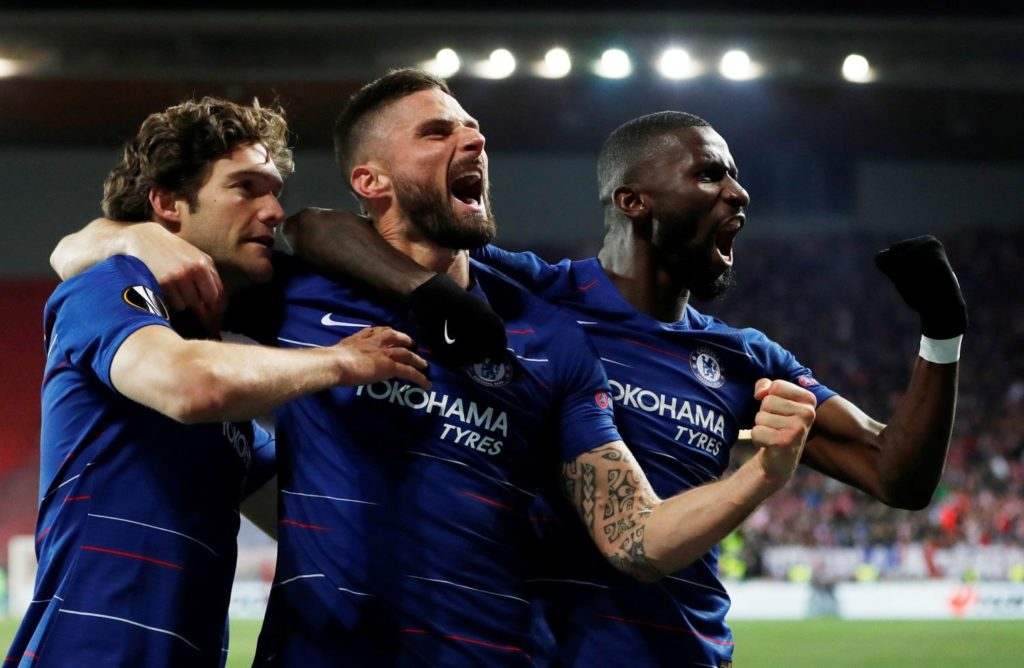 Olivier Giroud is looking to help Chelsea win more trophies after extending his contract at Stamford Bridge for another 12 months.