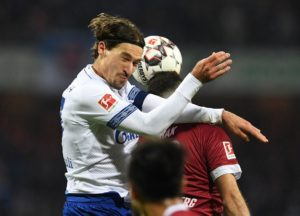 Schalke star Benjamin Stambouli says the fans must take the positives from the current campaign following the draw with Stuttgart.