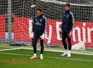 Real Madrid goalkeeper Keylor Navas is wanted by PSG.
