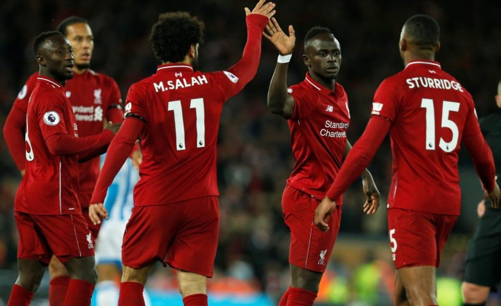 Liverpool boss Jurgen Klopp says Mohamed Salah, Jordan Henderson and Andy Robertson will be able to face Wolves on Sunday.