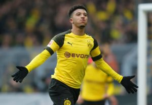 Borussia Dortmund can breathe a sigh of relief following reports Manchester United have cooled their interest in Jadon Sancho.