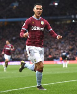 Lille winger Anwar El Ghazi says he wants to join Aston Villa permanently after a successful loan spell.