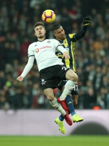 According to reports in Turkey, Roma are lining up a summer move for Besiktas midfielder Dorukhan Tokoz.