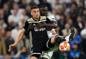 Ajax midfielder Dusan Tadic says the winter break this season allowed him to find his best form for the club.