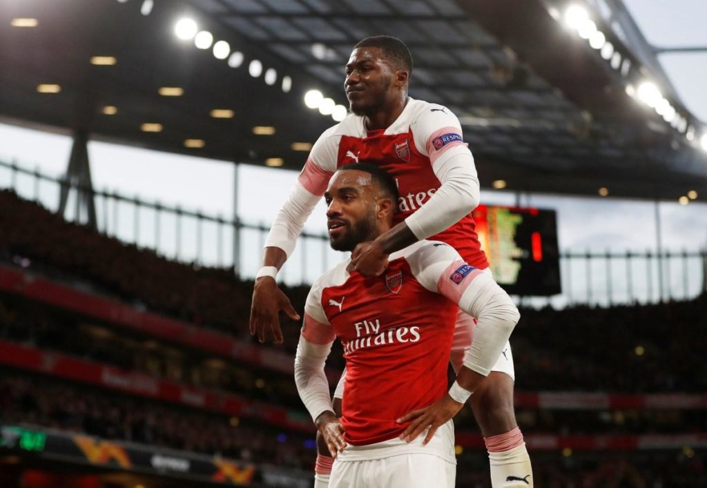 Atletico Madrid are reported to be lining up a move for Arsenal forward Alexandre Lacazette to replace the departing Antoine Griezmann.