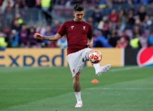 Liverpool have been handed a boost with reports Roberto Firmino should be fit for their Champions League final on June 1.