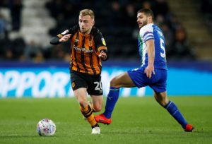 Southampton, Bournemouth and Burnley have been linked with Hull City's Jarrod Bowen, who could fetch £15million this summer.