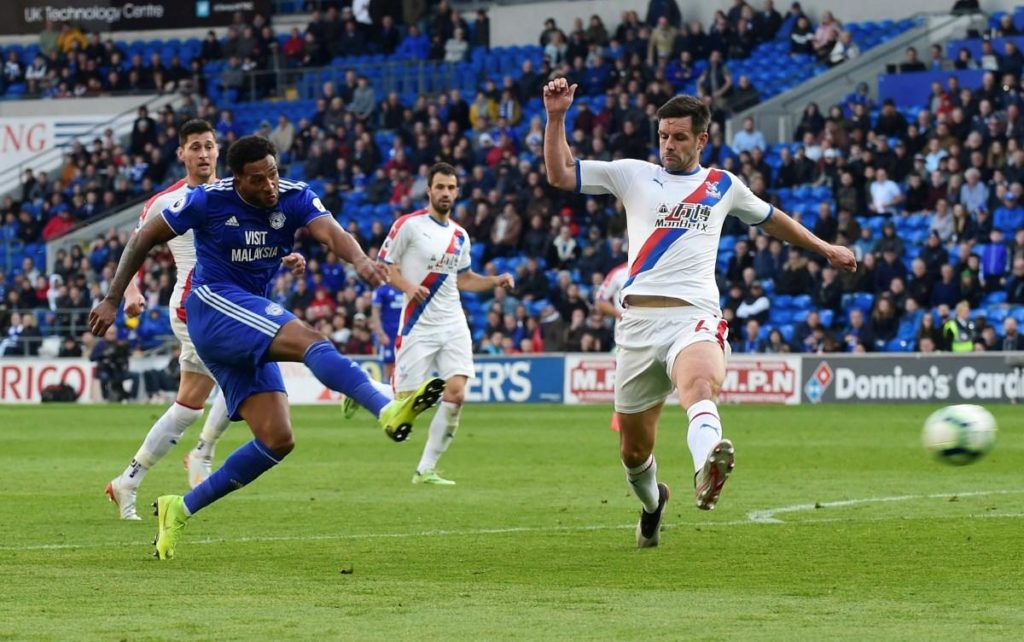 Brave Cardiff City fought hard but ultimately came up shy as a 3-2 home defeat to Crystal Palace confirmed their relegation.