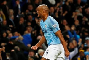 According to people close to the Manchester City skipper, Vincent Kompany does not have an offer from another club.