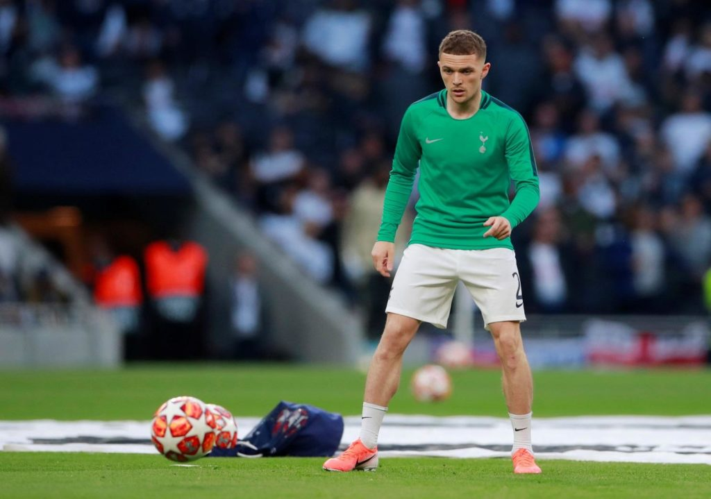 Kieran Trippier says Tottenham believe they can overturn their first-leg deficit and knock Ajax out of the Champions League.