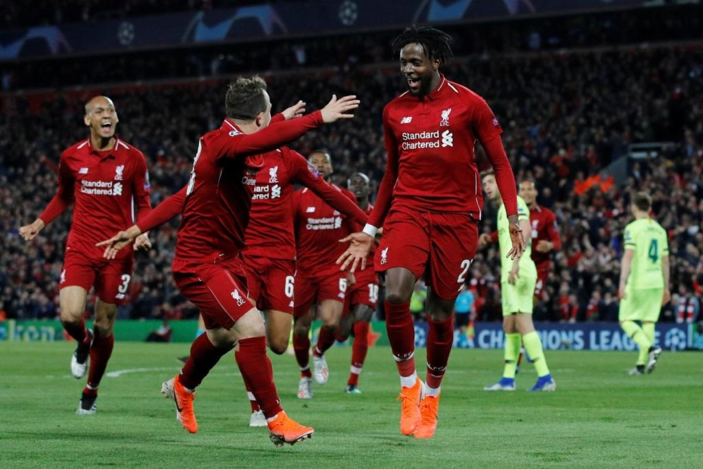 Liverpool produced one of the greatest Champions League comebacks to beat Barcelona 4-3 on aggregate and book their place in the final.