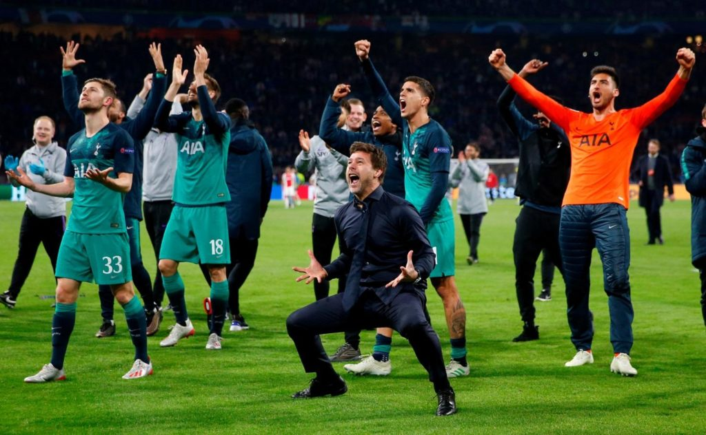 Tottenham will need to refocus as they end their Premier League season at home against Everton following a miraculous week for the club.