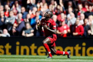 Sadio Mane scored a brace as Liverpool defeated Wolves 2-0 but still missed out on the Premier League title to Manchester City.