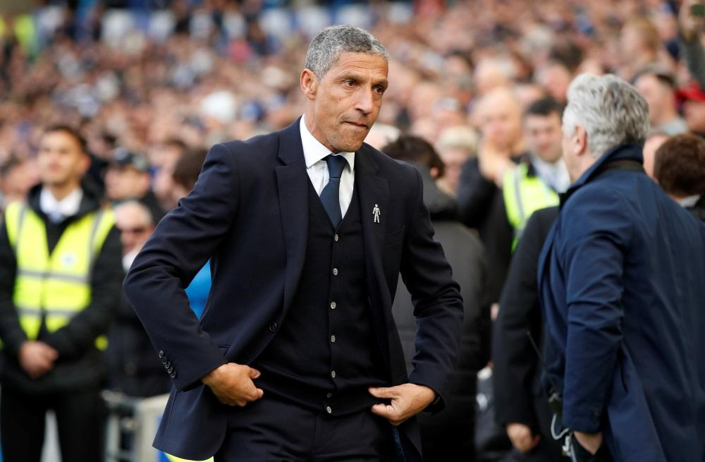 Chris Hughton is a contender for the Watford job.