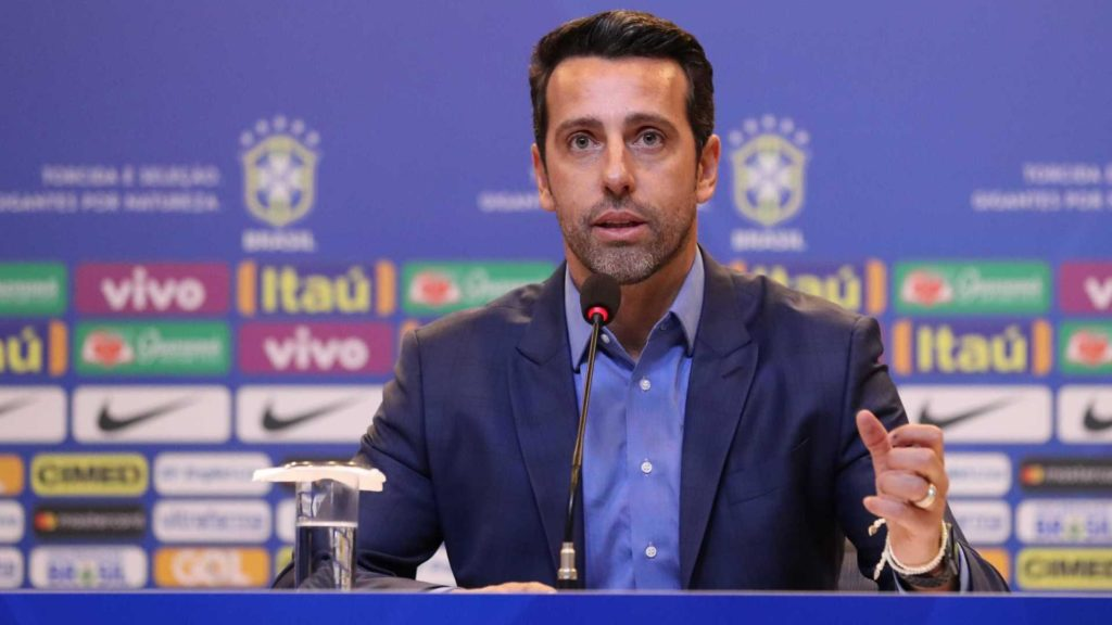 Edu says he has spoken with Arsenal about becoming their new technical director but won't make a decision until after the Copa America.