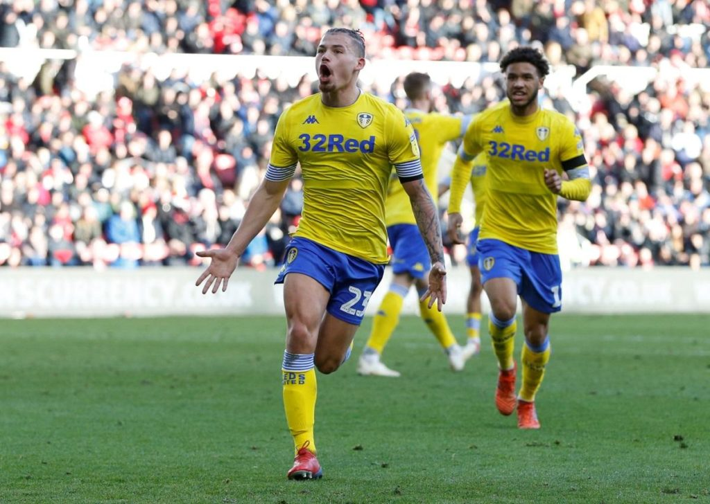 Southampton are being linked with a raid on Leeds United for midfielder Kalvin Phillips after they crashed out of the play-offs.