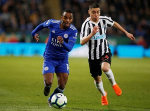Defender Ricardo Pereira says everyone in the Leicester City squad will be looking to qualify for the Champions League next season.