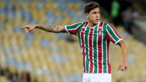 Atalanta and Inter Milan have reportedly been tracking Fluminense striker Pedro closely since his return from right knee surgery.