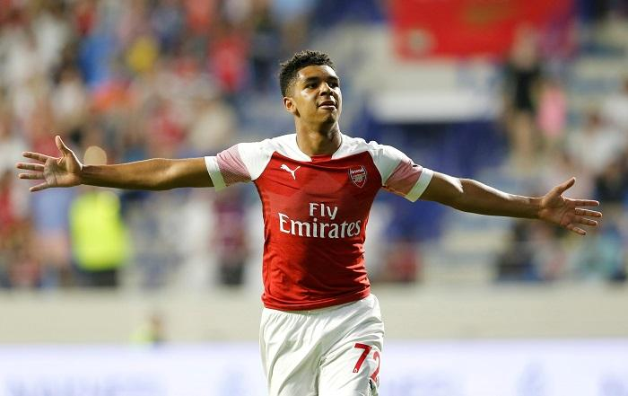 Monaco are keen on securing a deal to sign young Arsenal striker Tyreece John-Jules in the summer, according to reports.