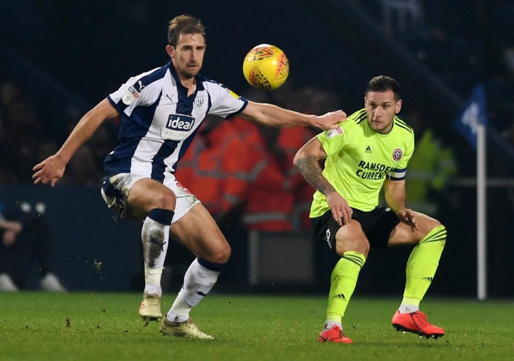 Burnley are reportedly closing in on the club-record signing of West Brom defender Craig Dawson.