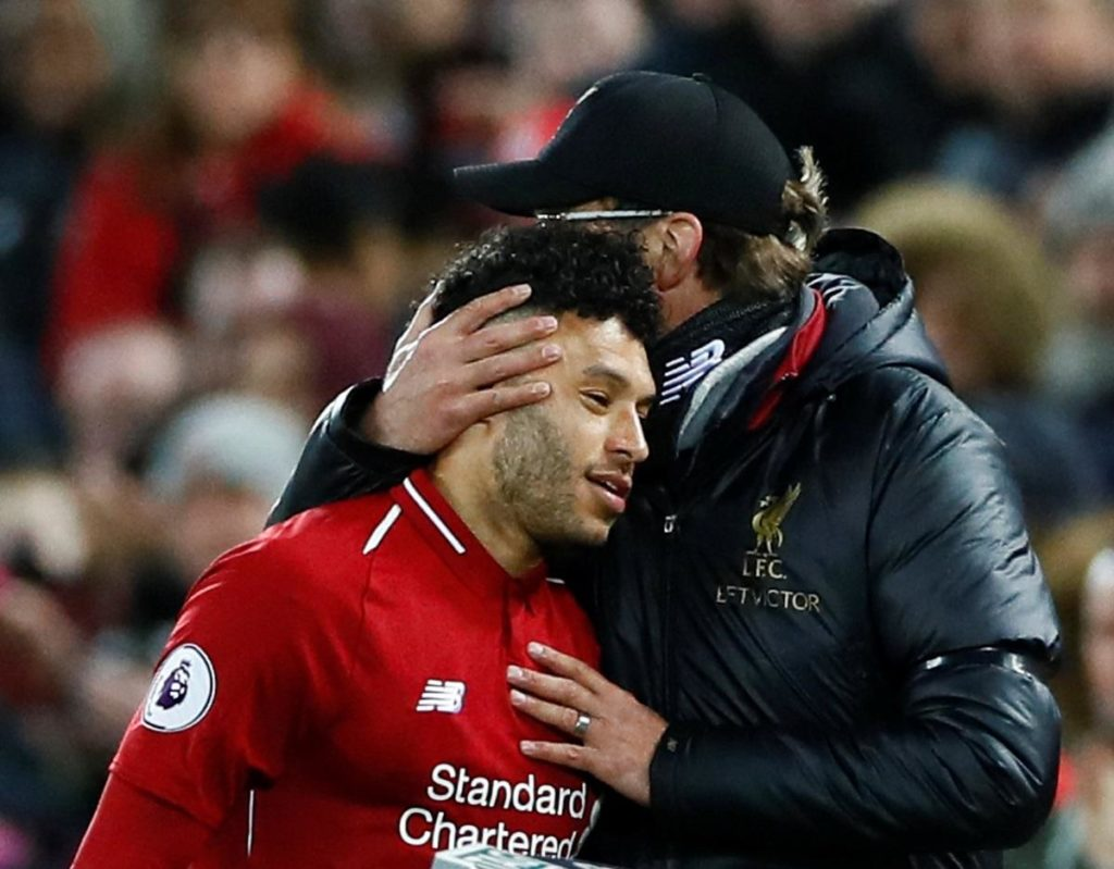 Alex Oxlade-Chamberlain is dreaming of playing a part in Liverpool's Champions League final after injury denied him 12 months ago.