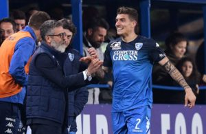 Giovanni Di Lorenzo has welcomed interest from Napoli and said he is grateful to Empoli for 'fishing him out' of Serie C.