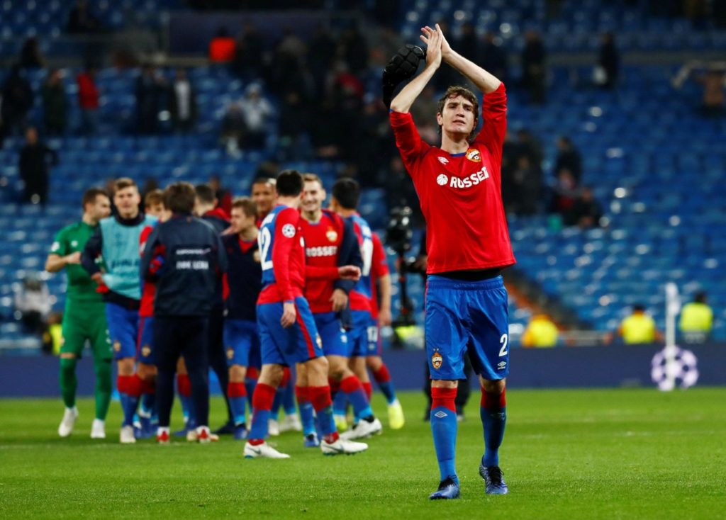 Newcastle are reportedly chasing CSKA Moscow full-back Mario Fernandes but may have to pay a club-record fee.