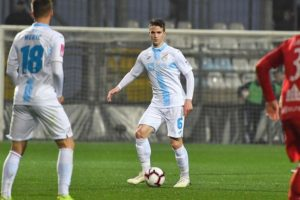Spurs are tracking Rijeka's Ivan Lepinjica and sent a scout to watch the teenage holding midfielder in Wednesday's Croatian cup final.