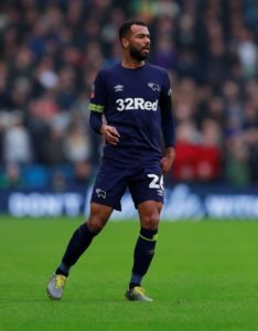Derby defender Ashley Cole says he won't consider his future until after Monday's Championship play-off final.
