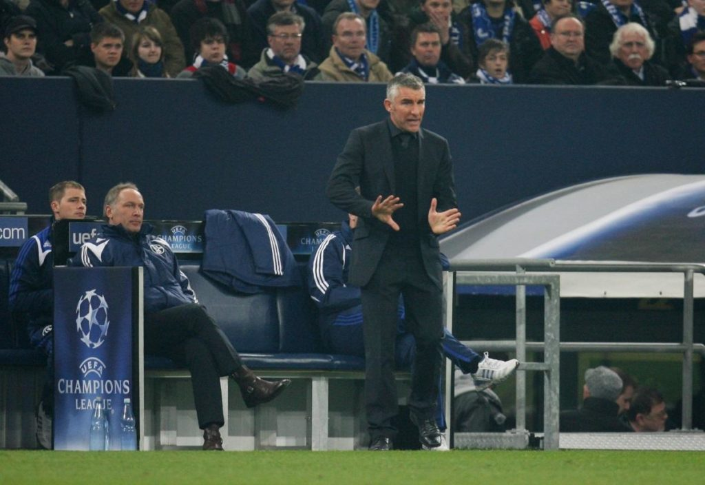 Mirko Slomka has returned to Hannover as head coach as he looks to guide the club back to the Bundesliga at the first attempt.