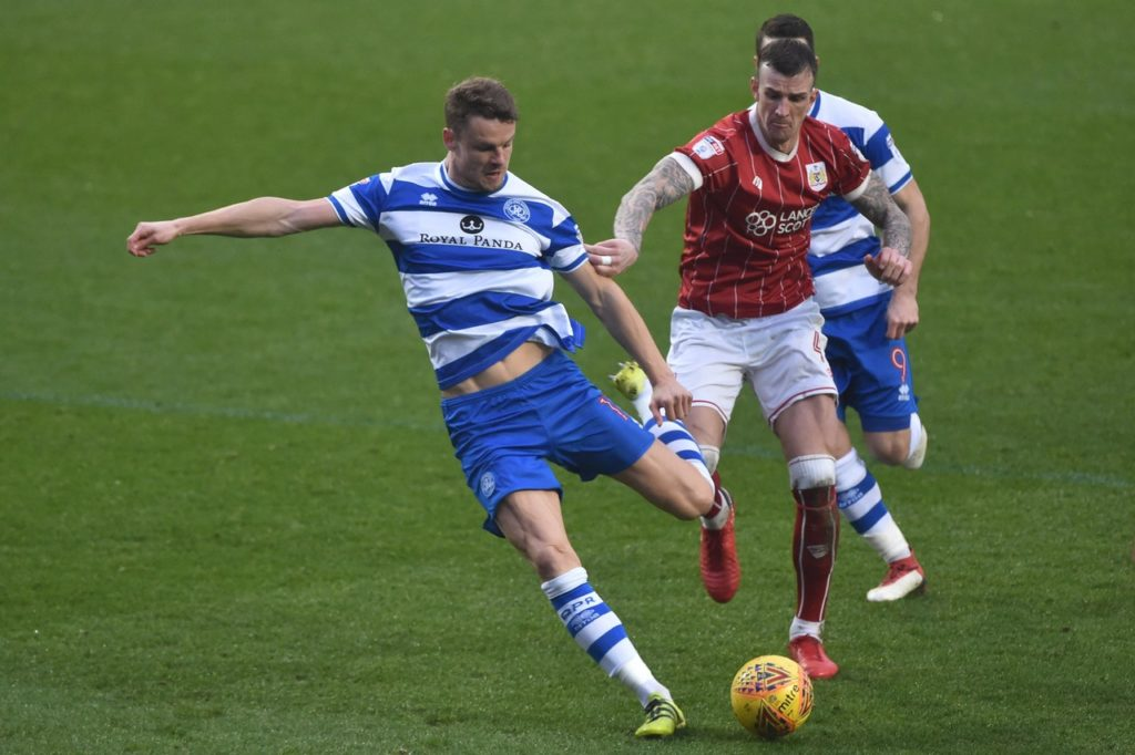 Millwall have had an initial bid for QPR striker Matt Smith rejected but are set to return with an improved offer.