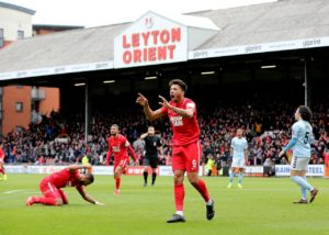 Charlton Athletic have completed their first summer signing with the acquisition of Leyton Orient forward Macauley Bonne.