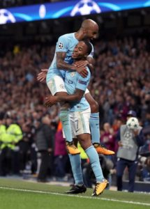 Fabian Delph believes Raheem Sterling has become one of the best players in the world at Manchester City.