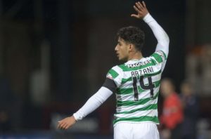 Daniel Arzani has backed Celtic to advance to the Champions League group stages and join the cream of Europe.