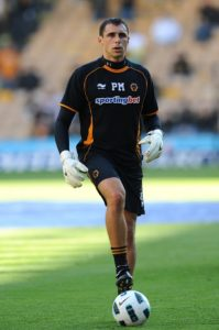 Former Wolves goalkeeping coach Pat Mountain has joined Bristol City, the Championship club have announced.