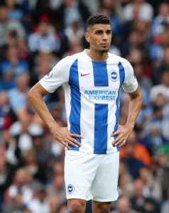 Brighton's Leon Balogun says he is raring to go ahead of his 2019 Africa Cup of Nations campaign with Nigeria.