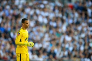Cardiff could turn their attention to Tottenham goalkeeper Michel Vorm if Neil Etheridge leaves the club this summer.