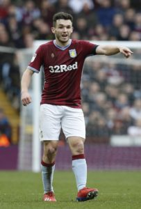 Aston Villa midfielder John McGinn says his side can handle the expectations and survive relegation in the Premier League next season.