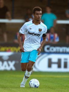 Coventry have agreed a deal to sign defender Josh Pask following his release from West Ham.