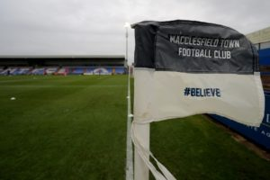 Macclesfield have settled their outstanding bills and avoided a winding-up order at the High Court in London.