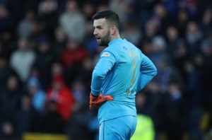 Goalkeeper Liam Kelly has invoked a release clause which will see him leave Livingston.
