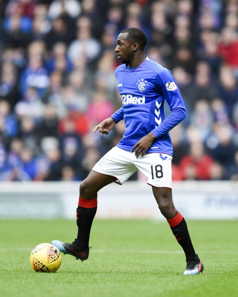 Brighton target Glen Kamara says it would be a 'dream' to play in the Premier League after being linked with a move from Rangers.