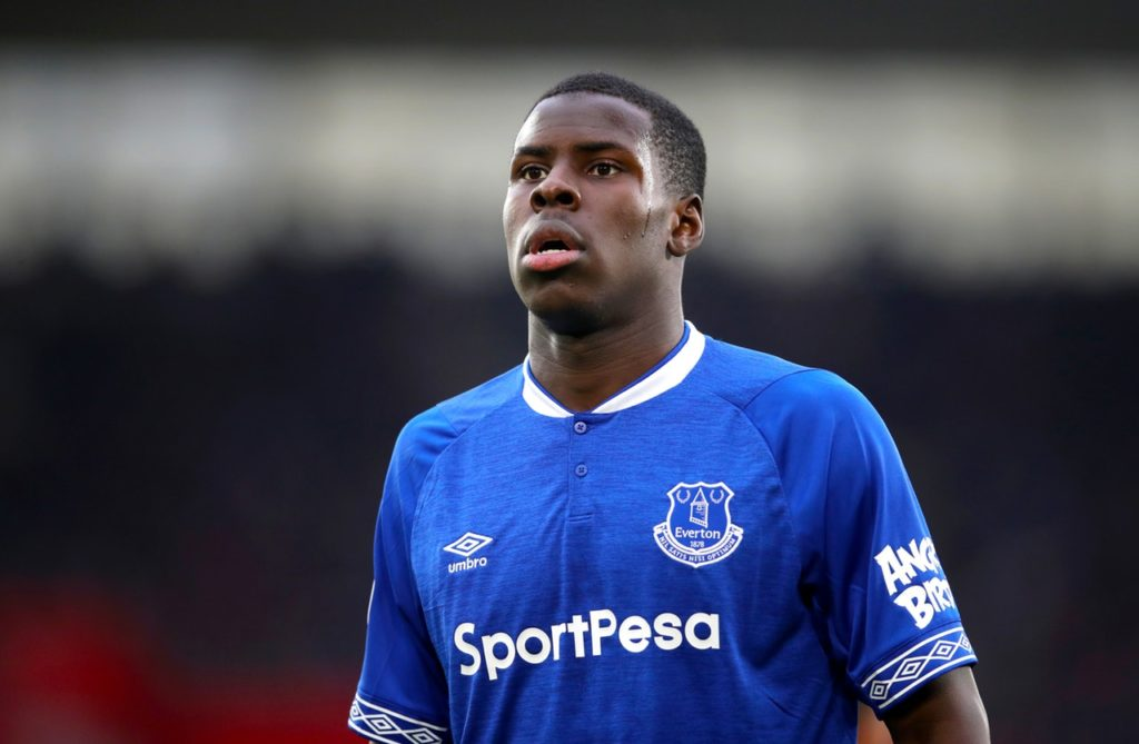 Chelsea defender Kurt Zouma must wait until a new manager is in place before he learns if he can join Everton permanently.