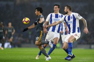 Brighton's Shane Duffy has described his central defensive partnership with Lewis Dunk as 'so natural'.