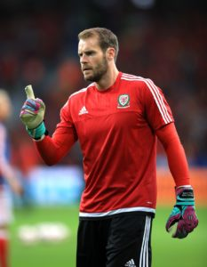 Owain Fon Williams believes signing for Hamilton can get him back in the Wales squad.