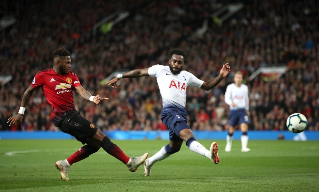 Manchester United could be tempted to make a move for England wing-back Danny Rose this summer.