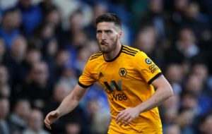 Matt Doherty is in the Wolves squad for Torino test.